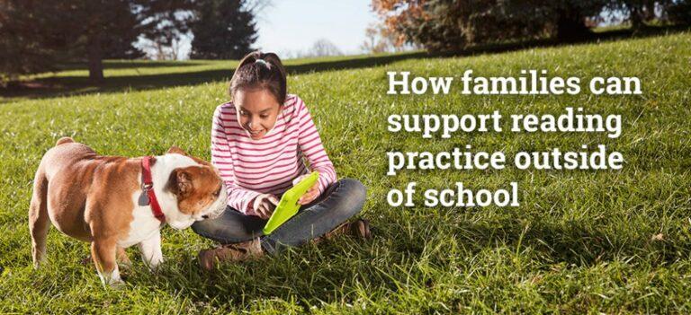 家庭如何支持校外阅读实践