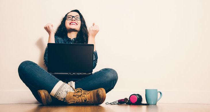 在线网络如何给学生带来竞争优势?